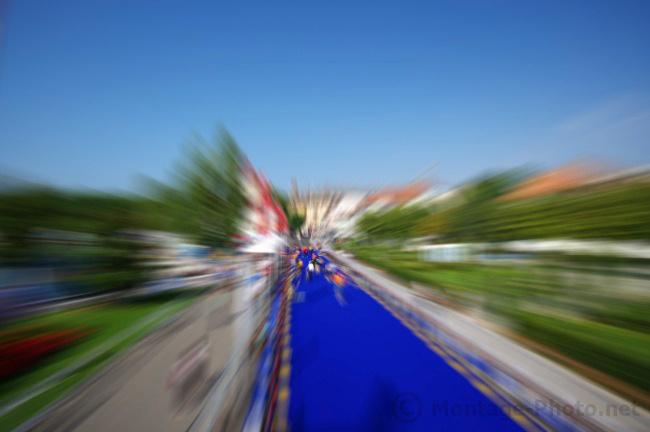 photo flou cinetique - gimp-effet-zoom