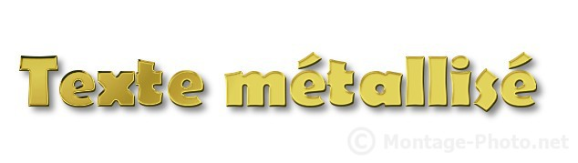 texte gold - gimp-texte-metallise